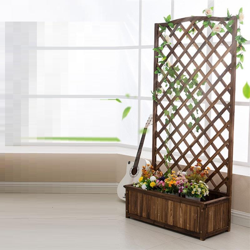 Ultimate SaleαPlant-Stand Flower-Shelf Balcony Wood Estanteria Decorativa Pot Huerto Madera Para Escalera