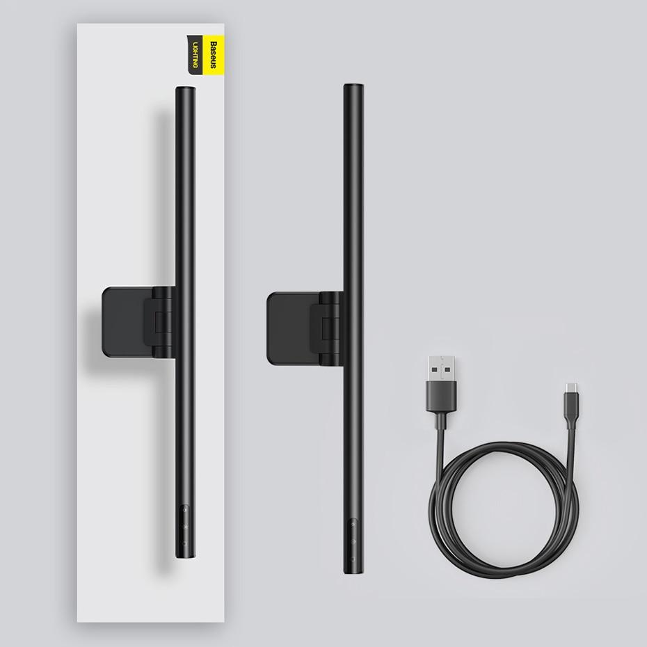 Baseus Screenbar LED Desk Lamp 11