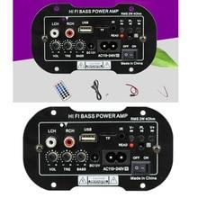 Auto Car Power Amplifier Speaker Bass Audio Radio Subwoofer