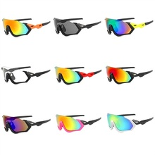 HOT Brand Cycling Glasses UV400 Road Bike MTB Sun Glasses Big Lens Men Women Bicycle Eyewear Gafas C