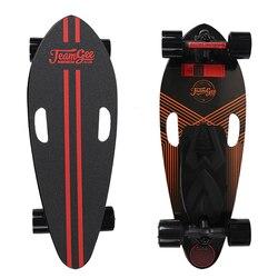 H3-B Электрический скутер для взрослых 4 колесных электрических скутеров мотор 350 Вт дистанционный Лонгборд Электрический скейтборд