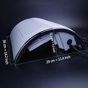 Image 5 - Colector de polvo de succión de uñas 20W 110V/220V