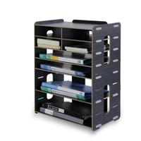 Lettres Planos Papeles De Madera Printer Shelf Archivero Archivadores Mueble Archivador Para Oficina Filing Cabinet For Office|  -