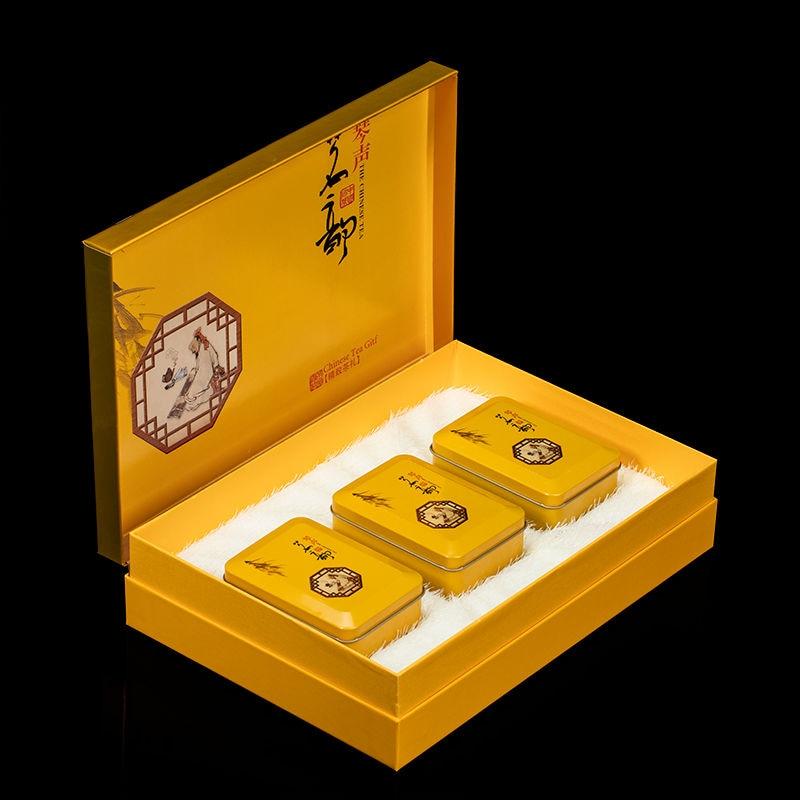 Tieguanyin tea 2021 new tea high-end box Tieguanyin tea gift box special offer tea 250g good tea