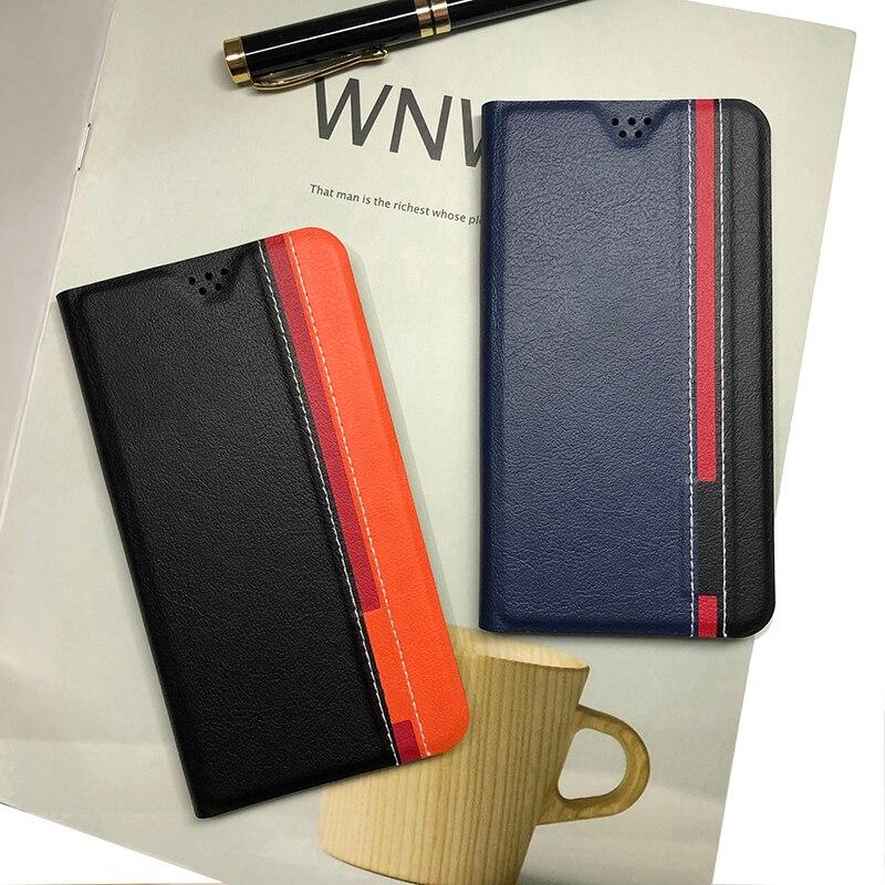 Luxury Retro Flip Leather Case for Lenovo Vibe X2 C2 K10A40 Z2 Z K910 Shot Z90 Wallet Cover for lenovo ZUK Z1 Z2 Pro Coque