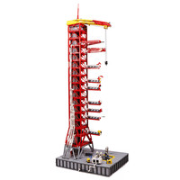 NEW High 3073PCS Space Series Apollo Saturn V Launch Umbilical Tower for 21309 Technic Building Blocks Bricks Model Gifts Kids