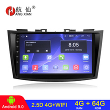 Car-Radio Android Swift Suzuki Gps Navigation Audio Wifi 2din for 4G