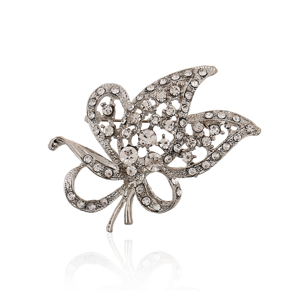 Hot Sale Diamond Brooch With Brooch