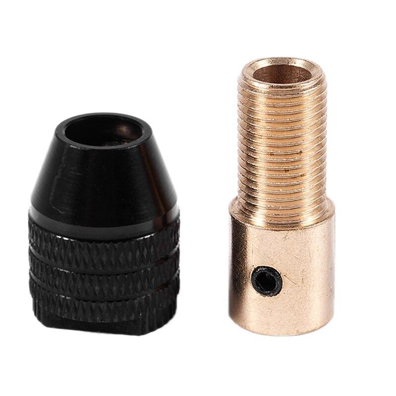 Best Mini 0.3-3.5mm Small For Mini Electronic Drill Chuck Bit Tool Set Universal New