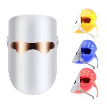 Device Spa-Mask Tighten-Treatment Wrinkle Skin-Care Whitening Acne Beauty 3-Colors-Light