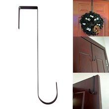 Вешалка для венка из Стерлингового металла настенный держатель