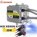 Ксеноновый комплект Cawanerl 55 Вт  HID балласт  4300K-10000K H1 H3 H4 H7 H8 H9 H11 9005 HB3 9006 HB4 9007 881  автомобильный головной светильник  противотуманный светильник