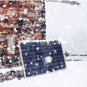 Image 2 - Anaka 18V 10W/20W/30W/40W/50W/80W pannello solare kit di celle solari di energia solare fotovoltaica pannelli solari per la casa con 10A controller