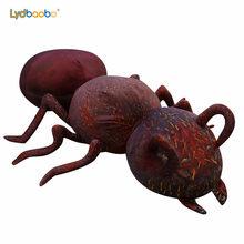 46/70cm simulação formiga recheado macio travesseiro quarto engraçado decoração bonecas de pelúcia crianças kawaii formiga animal brinquedos de pelúcia presentes criativos