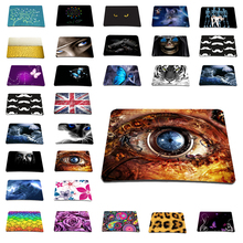 Wrieless Mat Soft Non-slip Slim Gaming Mousepad Fasion Desk Pad Home/Office Desktop Mat For Trackball Laser Optical Mouse Mice desk feet cover noise avoiding non slip mat furnishing non slip mat thicken protecting pad self adhesive for home office