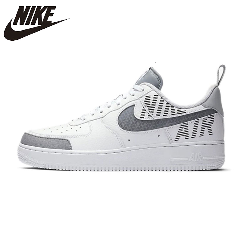 NIKE AIR FORCE 1 '07 LV8 2 New Arrival Men Skateboarding Original Comfortable Sports Outdoor Sneakers #BQ4421