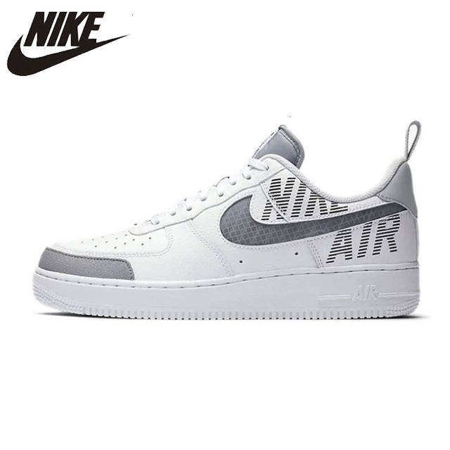 US $86.94 54% OFF|NIKE AIR FORCE 1 '07 LV8 2 New Arrival Men Skateboarding Original Comfortable Sports Outdoor Sneakers #BQ4421 in Skateboarding from