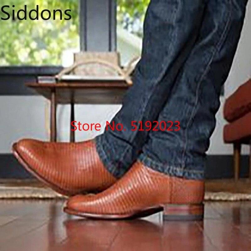Winter Ankle Boots Men Shoes  Vintage Classic Male Casual Boot  Zapatos De Hombre Fashion Shoes Men Sapatos Para Hombre D145