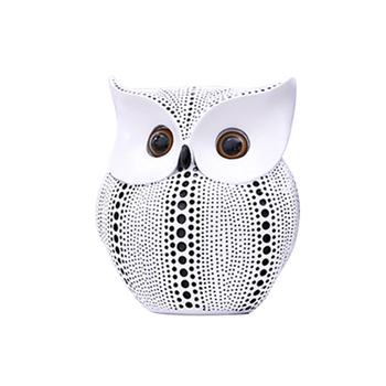 Cute Nordic Style Minimalist Home Owl Ornament Bathroom Bedroom Departments Dining Room Entryway Home Accessories Kids Decor Kids Room Living Room Rooms