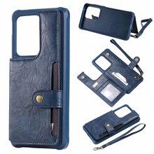 Haissky Ретро Флип кожаный чехол для телефона для samsung Galaxy S9 S8 Plus с отделением для карт, флип подставки для samsung S8 S9 плюс Чехол бумажник