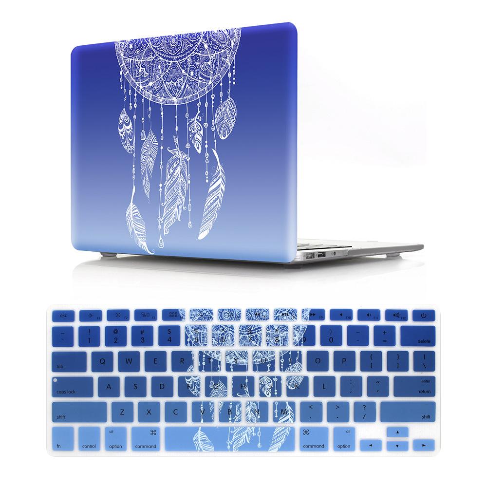 HD Pattern Hard Case for MacBook 65