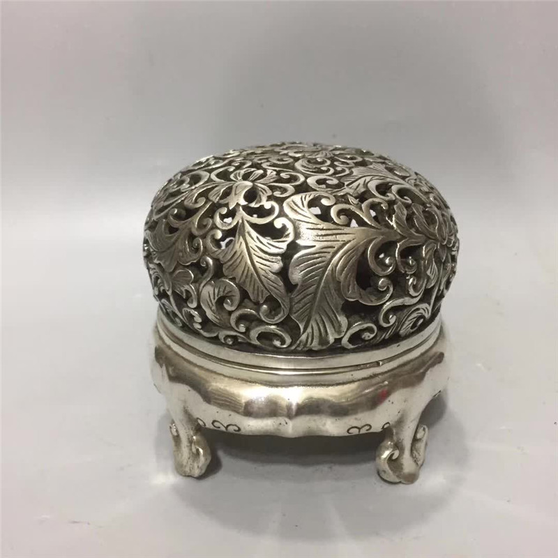 Collect China Exquisite Boxwood Hand-carved Crab Tea tray Kung Fu tea tray