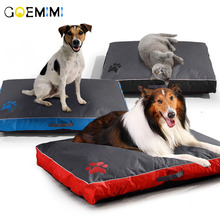Pet Products Dog Beds Mats Bed Puppy Pad Bench Sofa Lounger Mat For Small Medium Large Pitbull House Cat