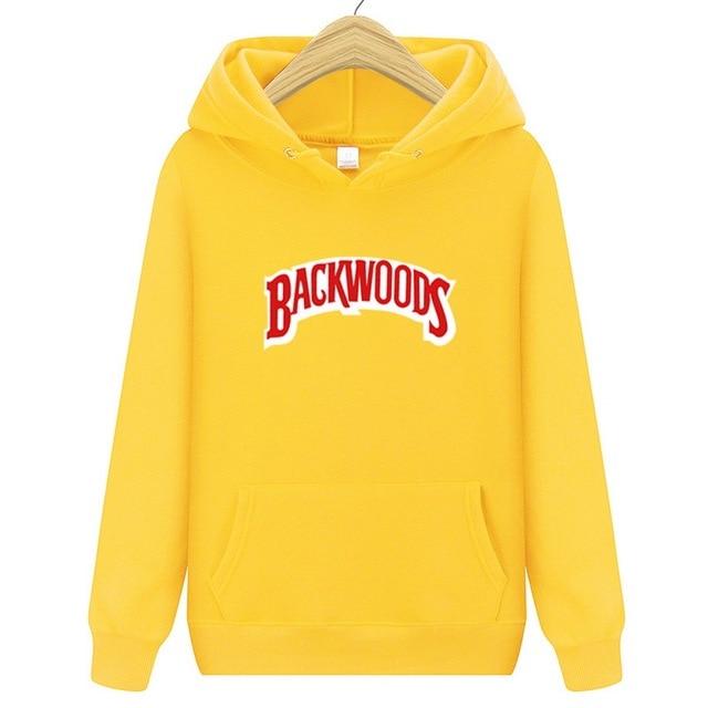 Brand Men Sportswear Fashion brand Backwoods Print Mens hoodies Pullover Hip Hop Mens tracksuit Sweatshirts hoodie sweats 2