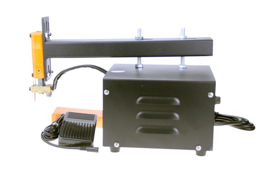 Tools : High Power Spot Welder 3KW for 18650 Lithium Battery Pack Weld Spot Machine Spot Welding 0 2mm  nickel Plated Steel  3KVA