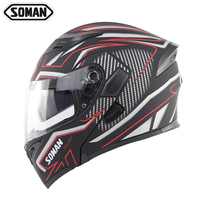 Motorcycle Double Lens Revealing Flip Up Helmet DOT Standard S XXL 63 64 Full Helmet Men Helmet Women Motocross Off road Helmet