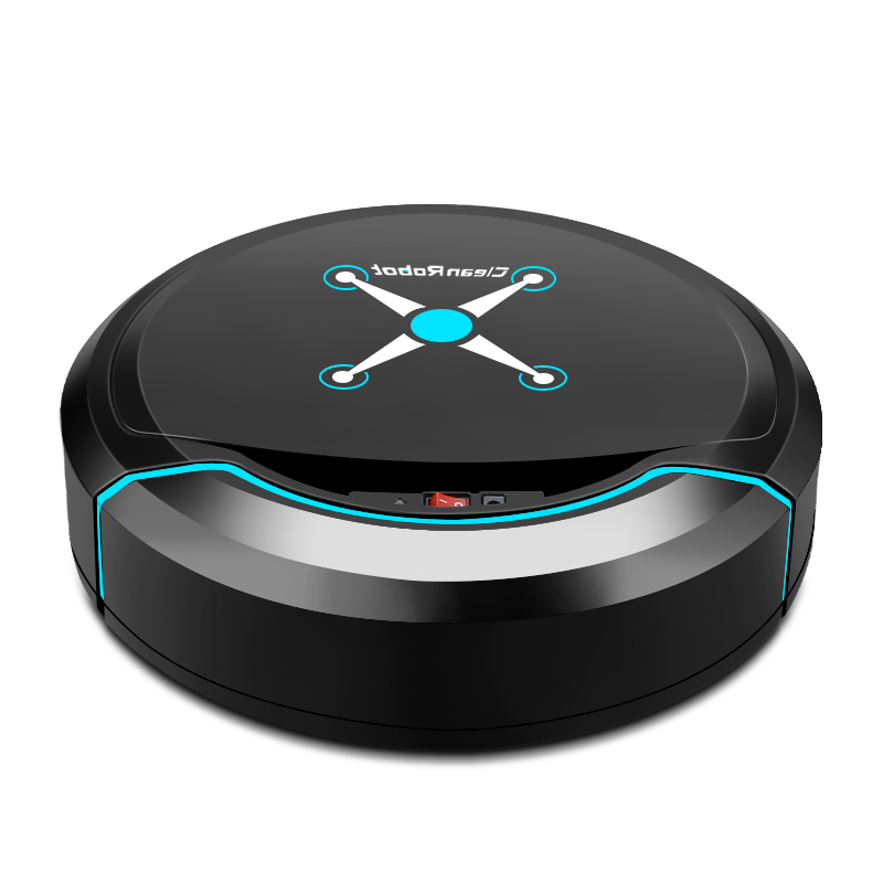 Vacuum Cleaning Auto Robot Smart Sweeping Robot Floor Dirt Dust Hair Automatic Cleaner For Home Electric Rechargeable Cleaners
