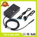 12V 2.58A 36W AC מתאם tablet pc מטען 1625 עבור Surface של מיקרוסופט Pro 3 פרו 4 עבור core i5 i7 1631 1724 סוללה מטען