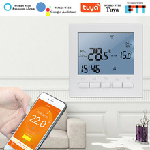 16A/3A AC 220V WIFI Thermostat Water/Electric Heating System Floor Heating Thermostat  WIFI Temperature Controller With APP