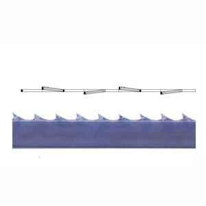 Image 4 - 2 hojas de sierra de cinta 2240x6,35mm x 0,35, herramienta de sierra de cinta TPI, aserradero 6