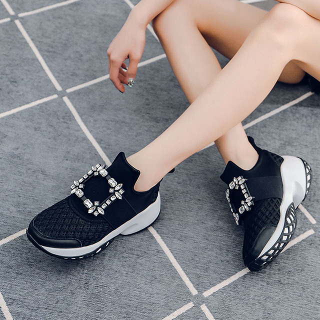 Women's Sneakers Vulcanized Casual Shoes  5
