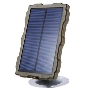 Image 5 - מלא חיצוני ציד מצלמה סוללה פנל סולארי כוח מטען חיצוני לוח חשמל עבור Wild מצלמה תמונה מלכודות H801 h885 H9 H3 H