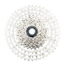 MTB 10 11 12 Speed SLR2 Cassette Ultralight CNC Bicycle 10s 11s 12s 42/46/50T Freewheel Mountain Bike K7 HG System Sprocket