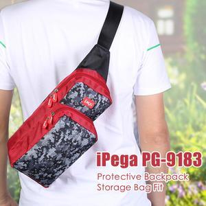 Image 4 - Ipega PG 9185/9183 jogo console saco de armazenamento bolsa caso cruz bolsa ombro apto para nintend switch lite console jogo acessório