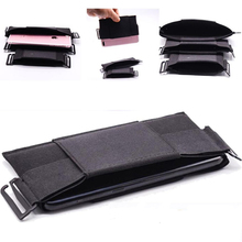 Geestock Ultrathin Womens Belt Bags Waist Pack Minimalist Invisible Card Wallet Fashion Waist Bag Phone Bag for Sports Outdoor