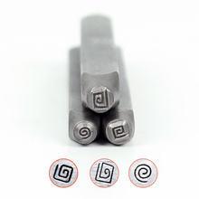 Оформление «леденец» 3 4 мм металлические штампы для украшений