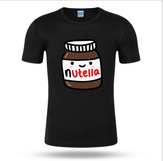 You Cannot Make Everybody Happy You/'re Not Nutella Jar Slogan Women T-shirt W885