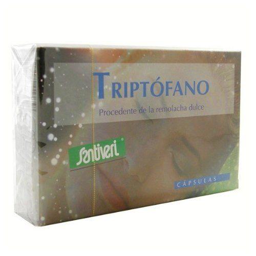 Santiveri Tryptophan + Vit.b6 (0.21Mg) 40 Cap