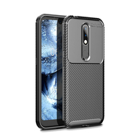 style protective For Nokia 4.2 Case Business Style Silicone Rubber Shell Coque TPU Back Phone Cover For Nokia 4.2 Protective Case For Nokia 4.2 (2)