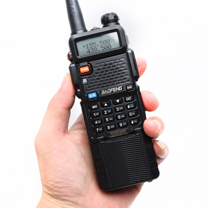 Image 2 - Bộ Đàm Baofeng UV 5R Bộ Đàm 1800/3800 MAh 5W VHF UHF Di Động Hàm Đài Phát Thanh UV 5R CB Đài Phát Thanh với NA 771/Chiến Thuật Ăng Ten