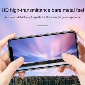Image 4 - 100D גבוהה אלומיניום גדול Arc מלא מסך עבור IPhone 13 12 11Pro 8 7 נייד טלפון מזג זכוכית מסך מגן קרמיקה סרט