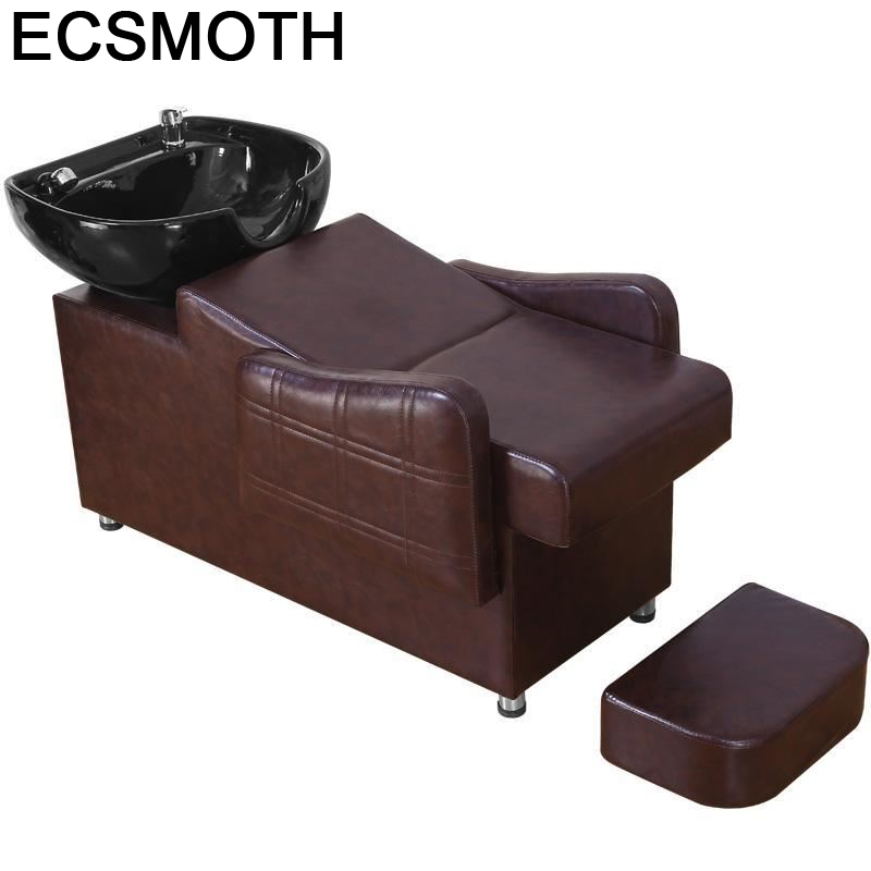 Bed Hairdresser Silla Barber Shop De Cabeleireiro Makeup For Beauty Cadeira Maquiagem Hair Salon Furniture Shampoo Chair