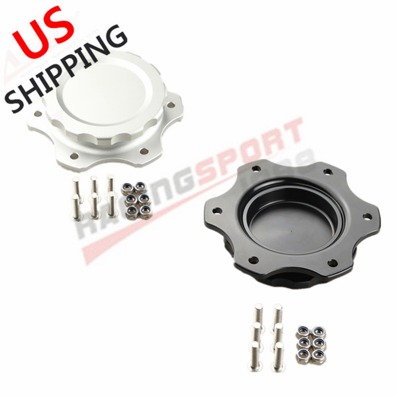 "For JAZ Fuel Cells 4"" OD 7613A Billet Aluminum Fuel Cell Cap Assembly US SHIP
