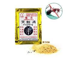 10 saco! Milagrosa formiga do pó que mata a isca efectos especiales inseticidas drogas para o bug da cama infectar uns aos outros praga não-tóxico