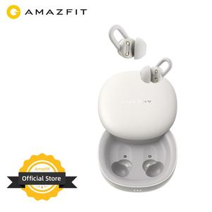 New Amazfit Zenbuds Earphone Sleep Monitoring Noise Blocking Lightweight TWS Type-C Charging Case Long Battery Life
