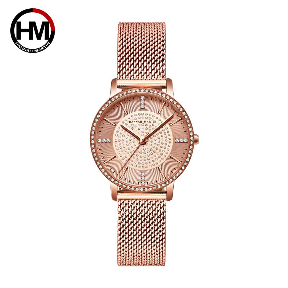 Women Watches Full Diamond Japanese Quartz Rhinestone Wrist Watches Luxury Female Dress Watches Relogio Feminino Drop Shipping